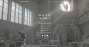 Inspired Original | Web Design
