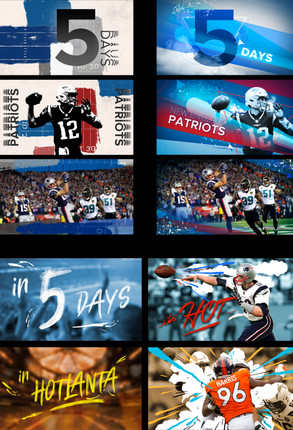 Superbowl Countdown   Styleframes