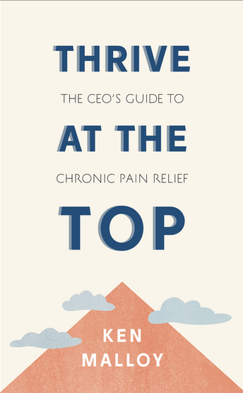 Thrive at the Top | Book Cover Design