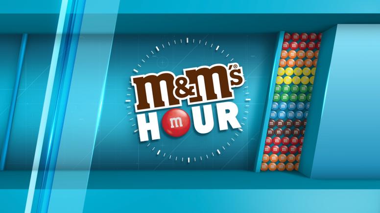 M&Ms Hour | TV Spots