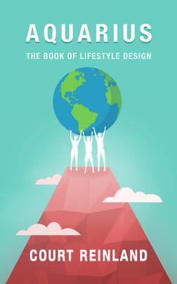 Aquarius   Book Cover Design