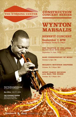 Wynton Marsalis | Stissing Center Concert Series