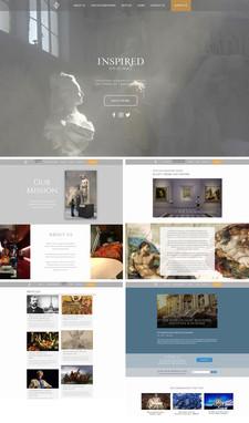 Inspired Original   Web Design