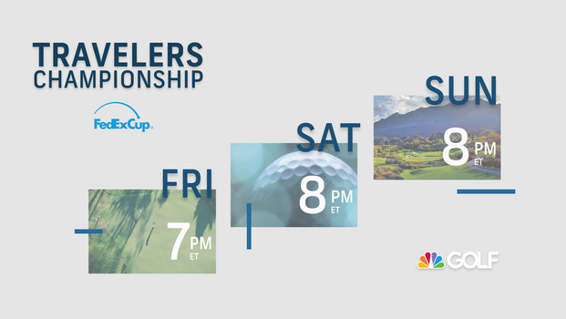 Golf Channel | 2019 Promo Package Concept Frames