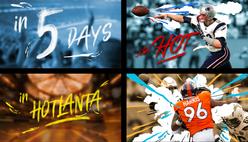 Superbowl Countdown | Concept Frames