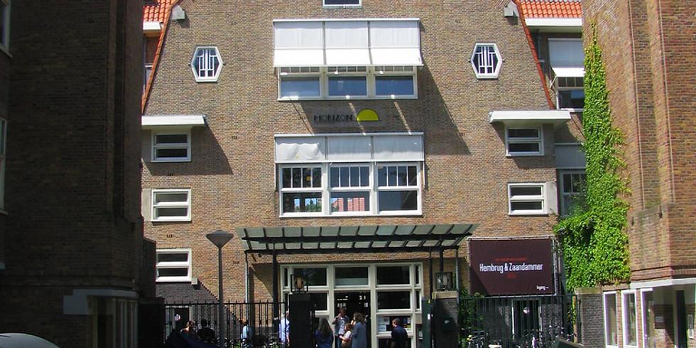Wekelijkse workshop Amsterdam West (online - via de mail)