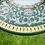 Tavolo da giardino in ceramica Versailles