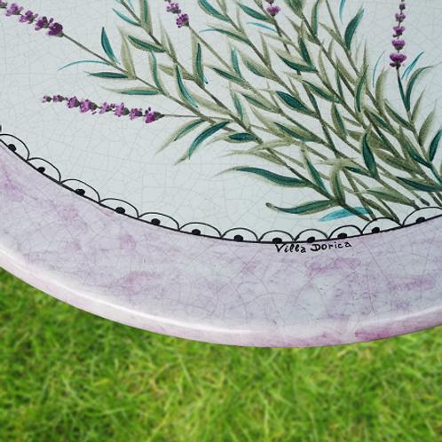 Tavolino tondo Provence