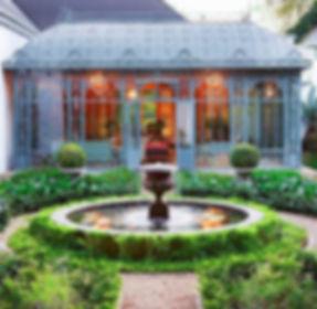 giardino d'inverno / serra vittoriana