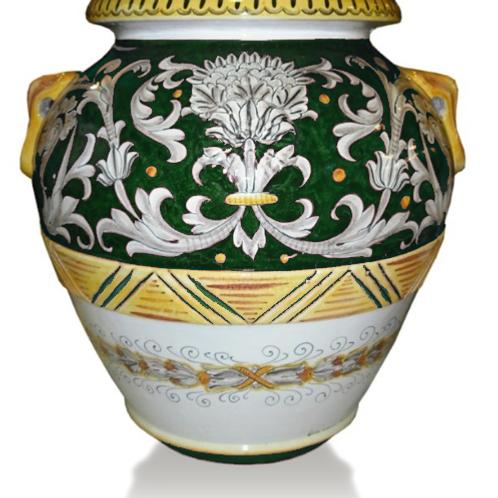 Orcio in ceramica Versailles