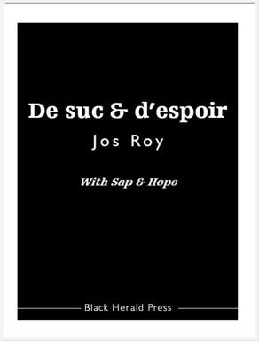 Jos Roy : tombent les étoiles / fall the stars