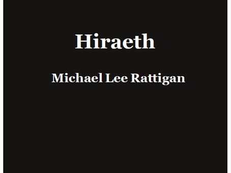 'Mindsight', by Michael Lee Rattigan