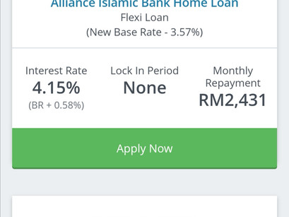 Find The Best Home Loan In Malaysia 2020