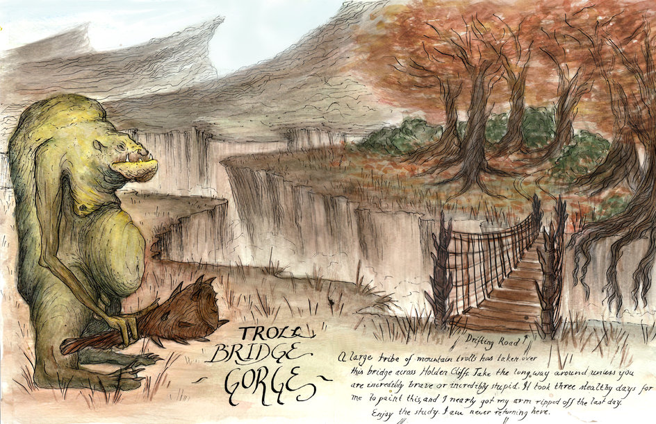 Troll Gorge