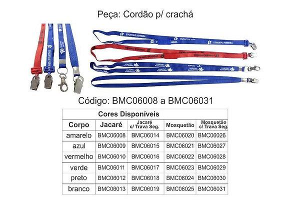 Cordão para Crachá - BMC06008 à BMC06031