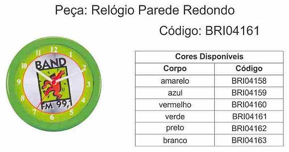 Relógio Parede Redondo - BRI04158 à BRI04163