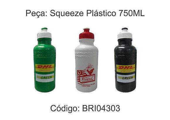 Squeeze Plástico 750ML - BRI04303