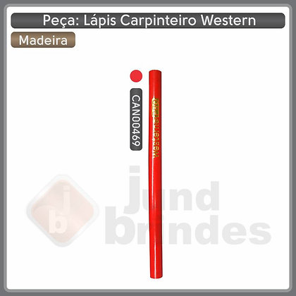 Lápis Carpinteiro Western