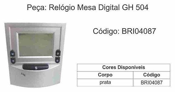 Relógio Digital de Mesa HG 504 - BRI04087