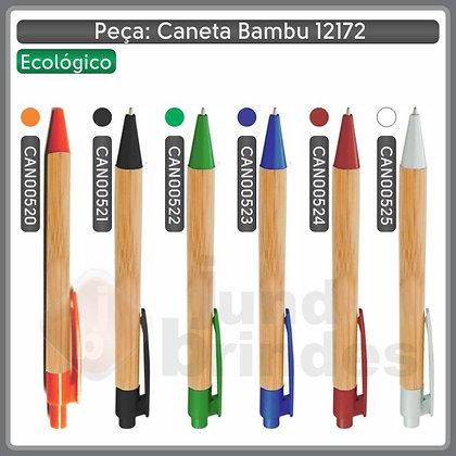 Caneta Bambu 12172 (Ecológica)
