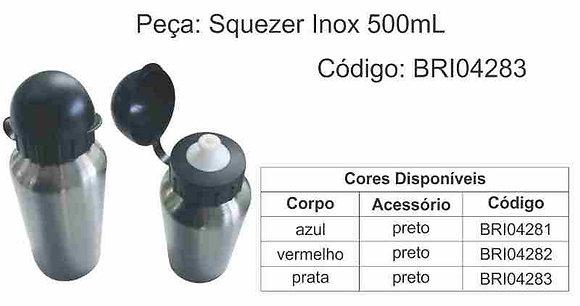 Squeeze inox 500ML - BRI04281 à BRI04283