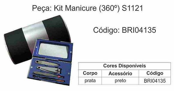 Kit Manicure 360° S1121 - BRI04135