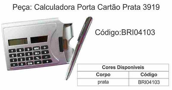 Calculadora Porta Cartão 3919 - BRI04103