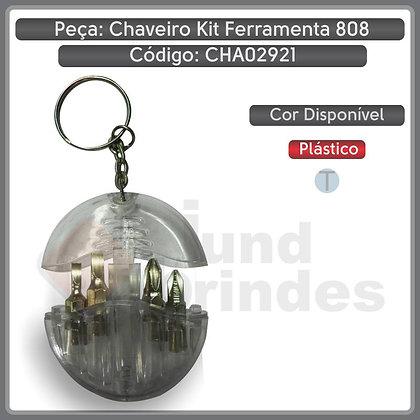 Chaveiro Kit Ferramenta 808
