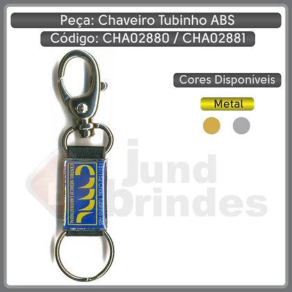 Chaveiro Tubinho ABS