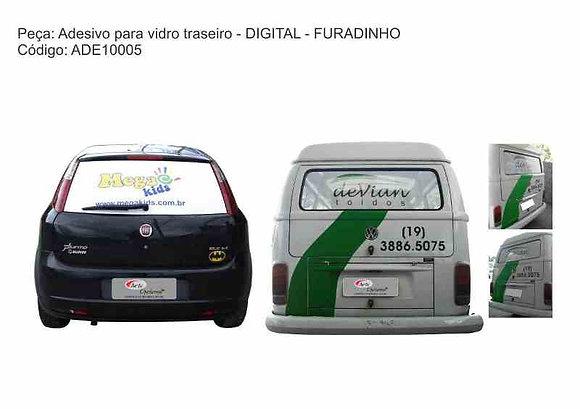 Adesivo Veículos_Vidro - FURADINHO - ADE10005