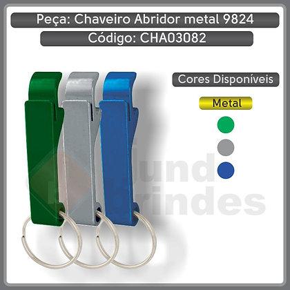 Chaveiro abridor metal 9824