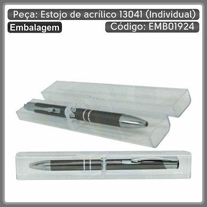 Estojo de acrílico 13041 (individual)