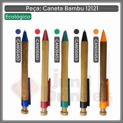 Caneta Bambu 12121 (Ecológica)