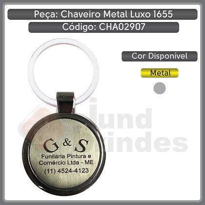 Chaveiro Metal Luxo 4131