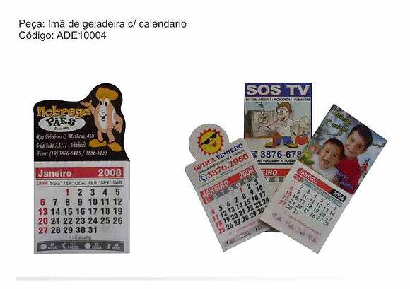 IMÃ DE GELADEIRA COM CALENDÁRIO - ADE10003