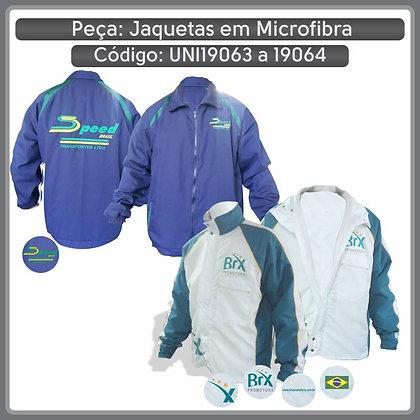 Jaquetas em Microfibra