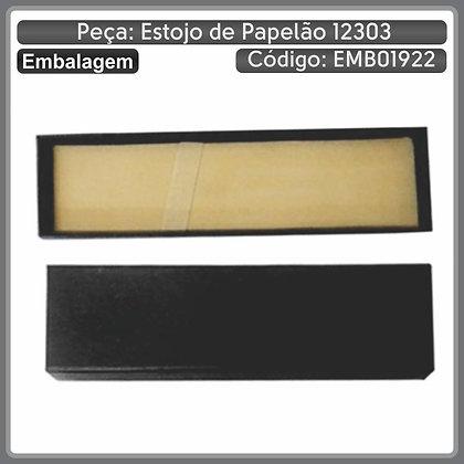 Estojo de papelão (individual)
