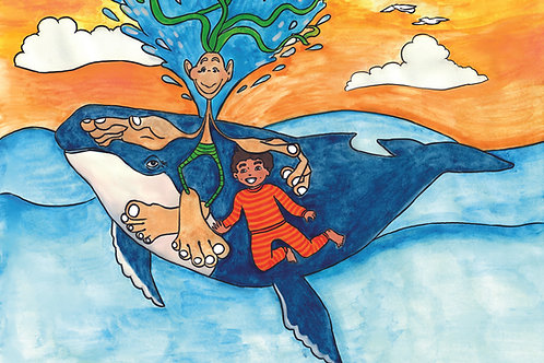 Story Cards: Adventures with Duende in the Ocean