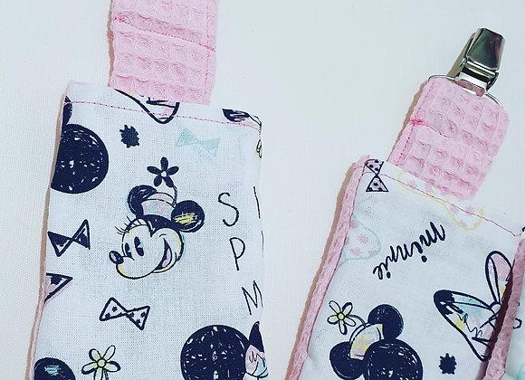 Neussondevoeding opbergzakje Minnie Mouse