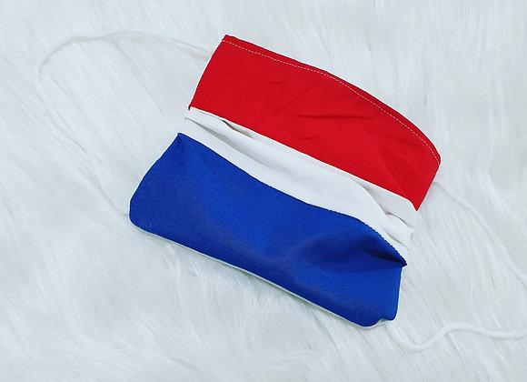 Mondkapje - Nederlandse vlag