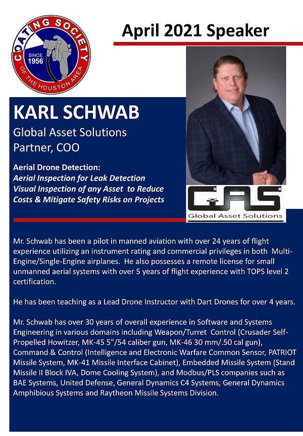 Karl Schwab - Global Asset Solutions - S