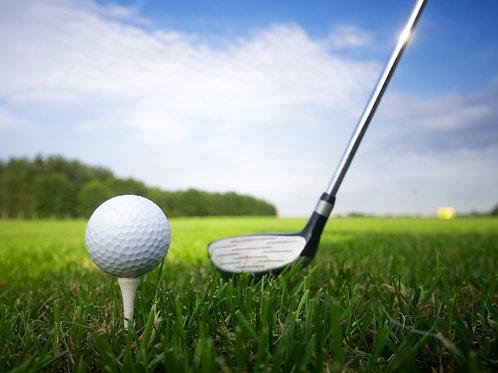 Golf Tournament - Single Player