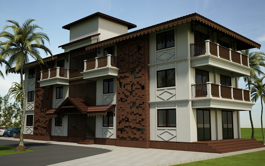 Asoka-Vann-2BHK-elevation (2)