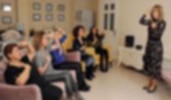 EFT Uzmanı Melek Dilek ile EF Eğitim