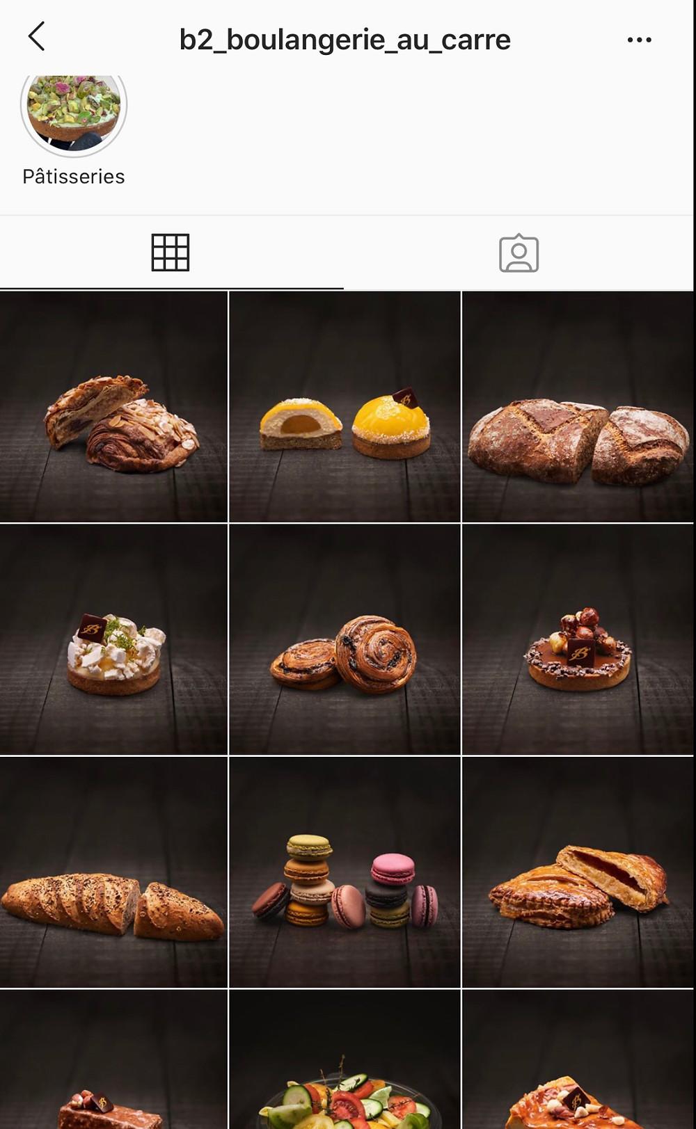 comment faire un feed harmonieux sur instagram pour restaurant hotel et commerces locaux