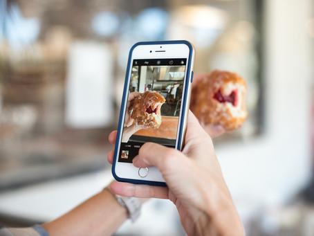 Instagram: de O à 1 pour restaurants et projets culinaires