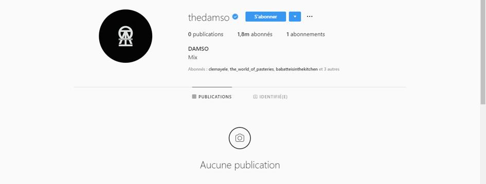 exemple compte instagram pour stratégie restaurant