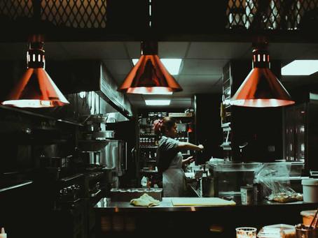 Le concept des Dark Kitchen, restaurants fantômes ou virtuels