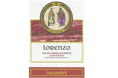 Incontri Lorenzo Sangiovese