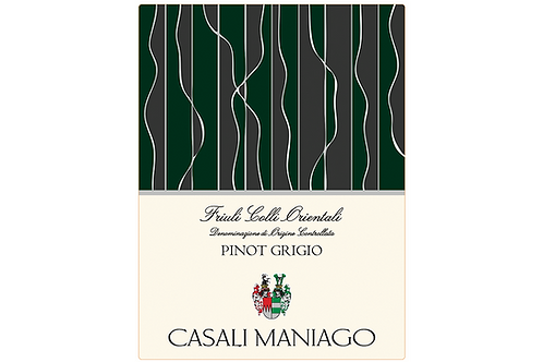 Casali Maniago Pinot Grigio